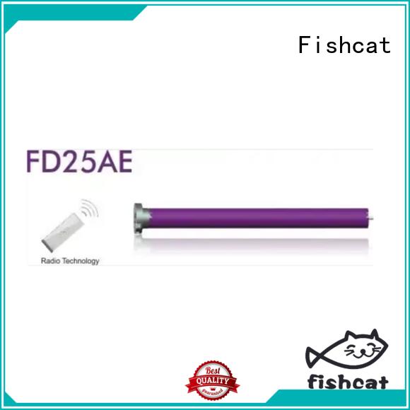 Fishcat best price roller blind motors roller door