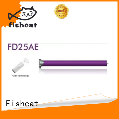 Fishcat electric roller blind motor satisfying for awning