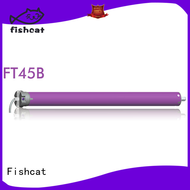 Fishcat wifi remote motor widely applied for roller shutter