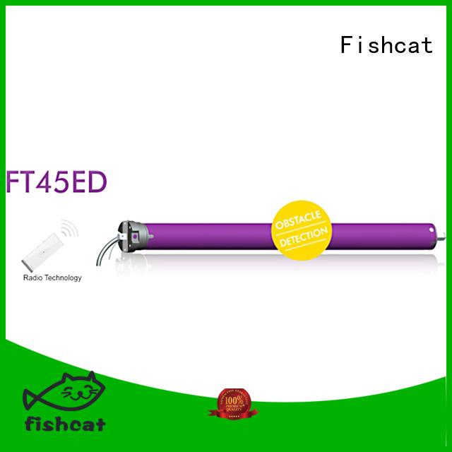 Fishcat tubular motors ideal for clothes pole
