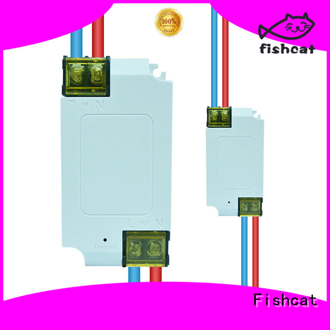 Fishcat easy to use smart junction box very useful for home automation