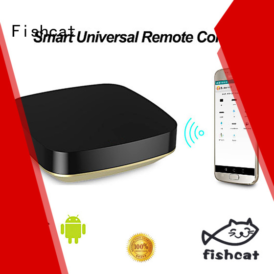 Fishcat wifi remote control widely applied for