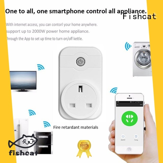 practical home automation sockets widely employed for voice-activated home