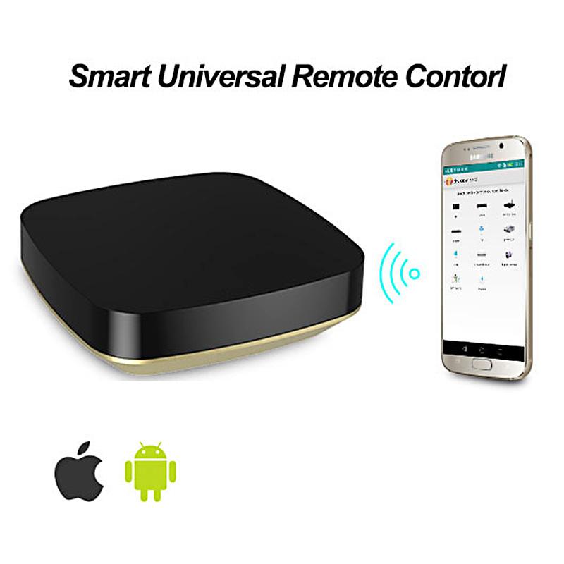 WiFi remote control, WiFi universal remote