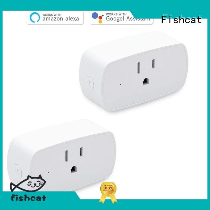 Fishcat practical wifi controlled sockets needed for voice-activated home