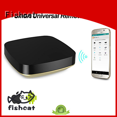 Fishcat intelligent cell phone remote control perfect for electrical appliances