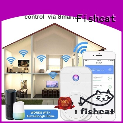 Fishcat intelligent wifi electrical outlet electrical appliances