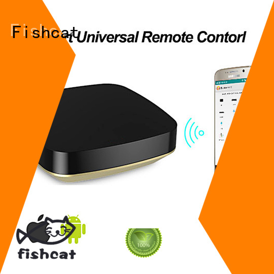 smart remote control optimal for electric curtains Fishcat