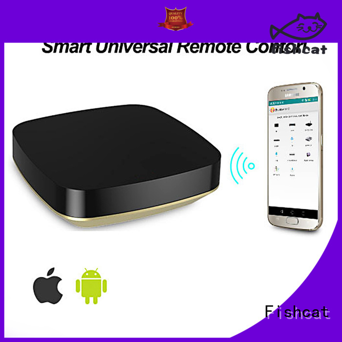 automatic universal remote control suitable for set-top boxes