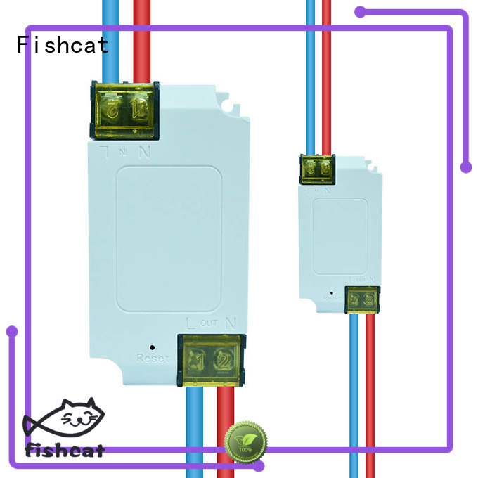 Fishcat intelligent smart junction box indispensable for life improvement