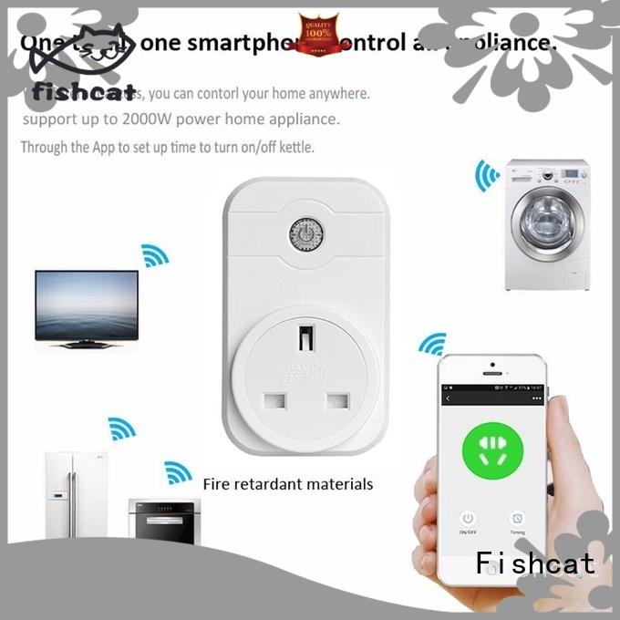 convenient wifi plug socket excellent for smart home