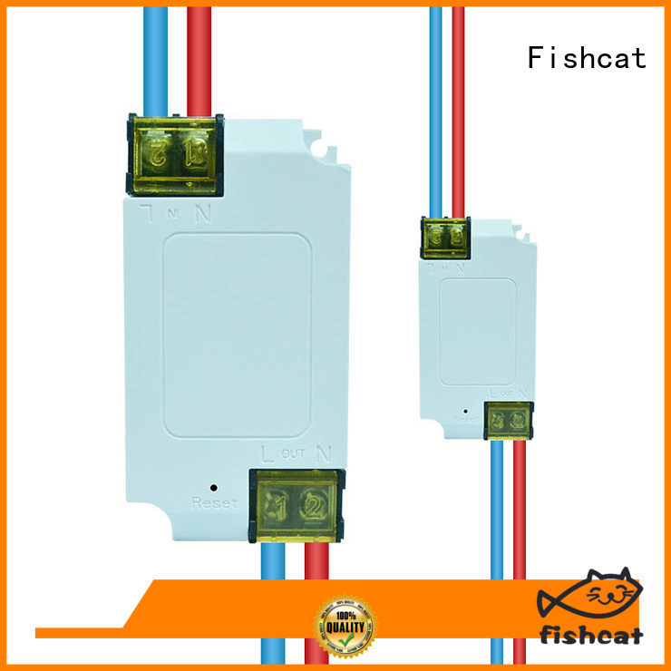 Fishcat smart junction box optimal for control the home appliance easily