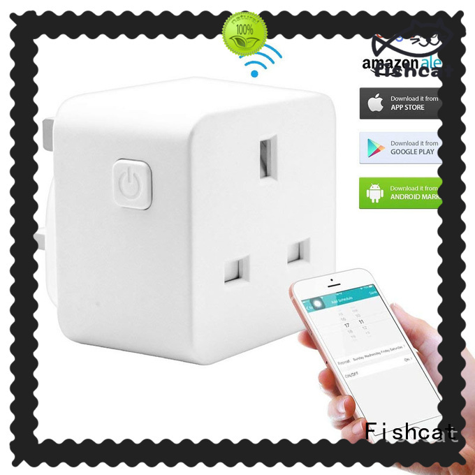 Fishcat top smart switches widely employed for voice-activated home