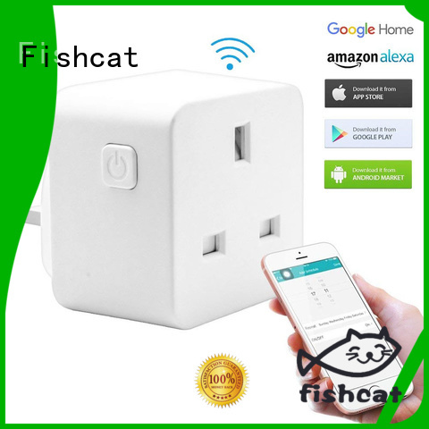 Fishcat wifi smart outlet needed for electrical appliances