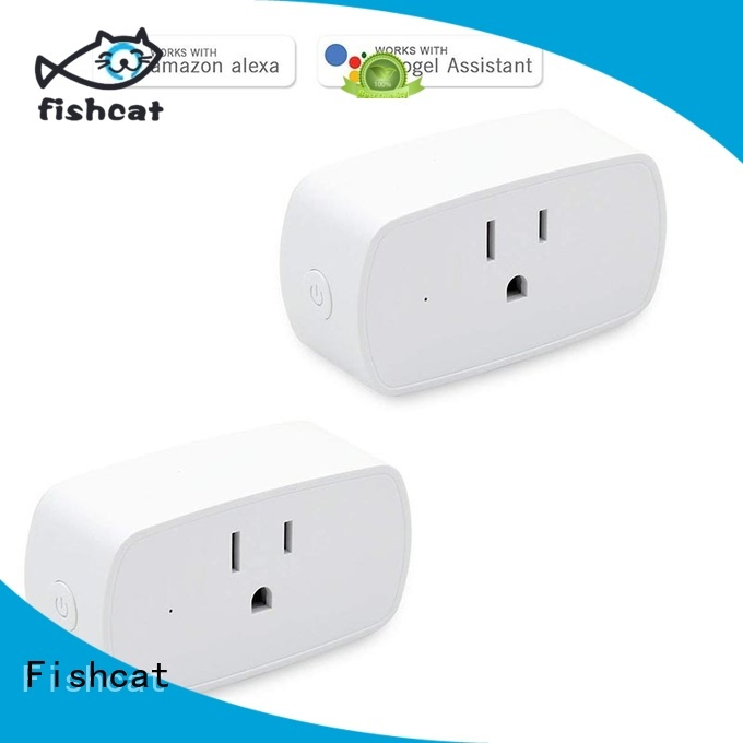 Fishcat reliable wifi smart socket needed for voice-activated home