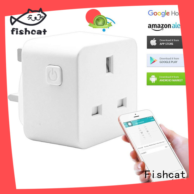Fishcat useful super socket needed for home automation