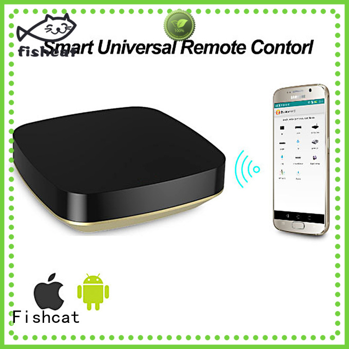 wifi remote control suitable for TV Fishcat