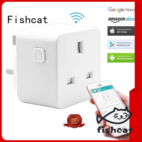 practical wifi socket adapter voice-activated home
