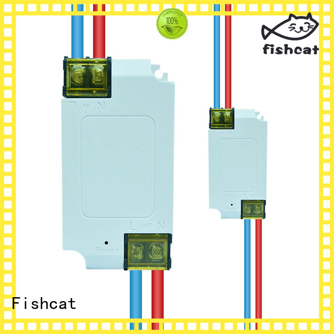 Fishcat high-tech junction box great for smart home