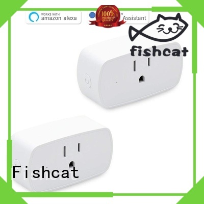 Fishcat wireless power outlet needed for smart home