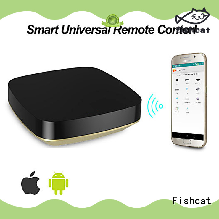 Fishcat automatic tv remote control app optimal for TV