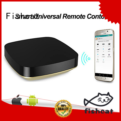 Fishcat wifi remote control android great for speakers