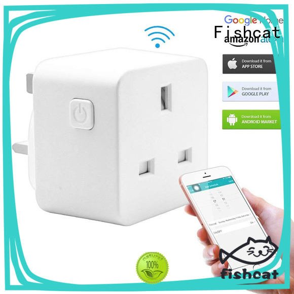 practical wifi controlled outlet excellent for better life