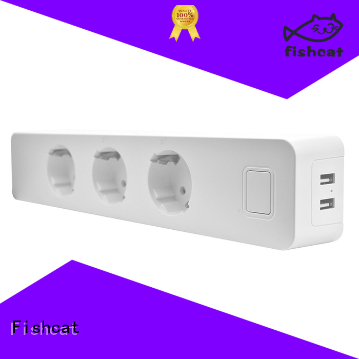 Fishcat different countries standard for option remote power strip perfect for home automation