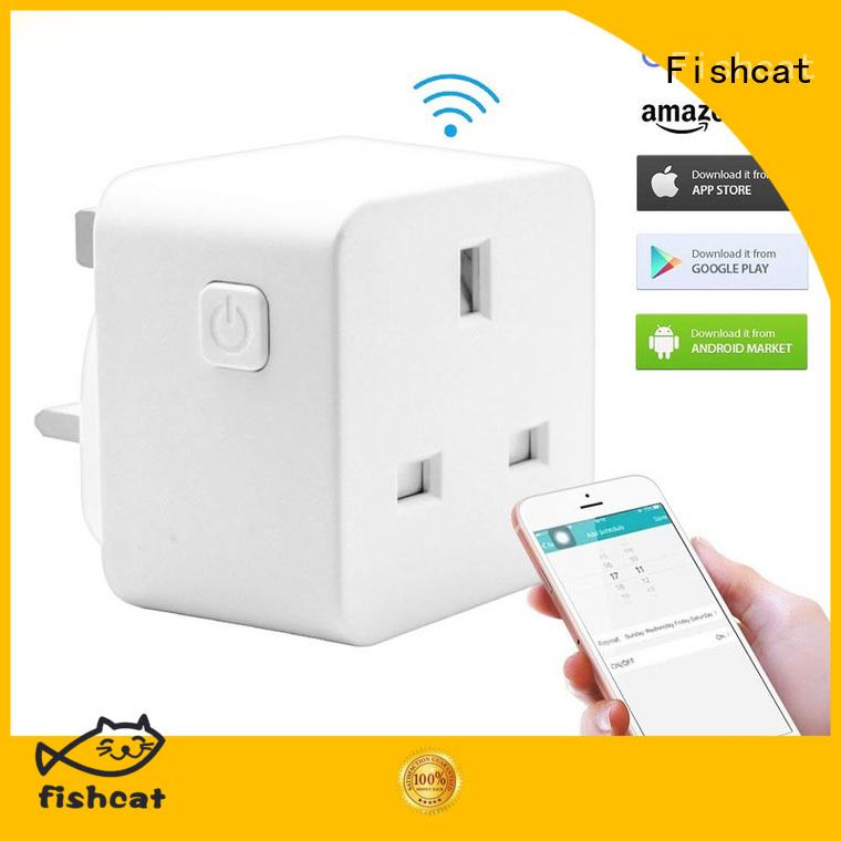 Fishcat smart socket electrical appliances