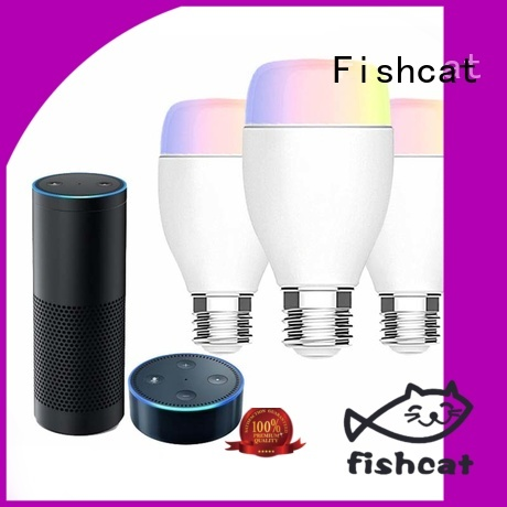 Fishcat easy operation wifi controlled lamp satisfying for better life