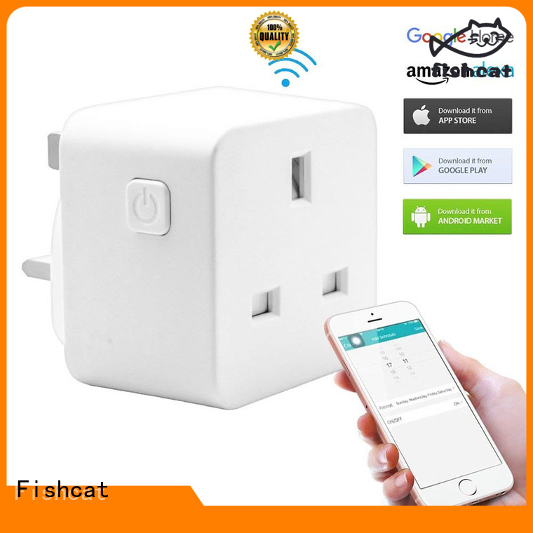 intelligent best wifi controlled outlet very useful for smart home