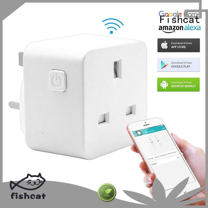 Fishcat practical smart plug europe needed for smart home