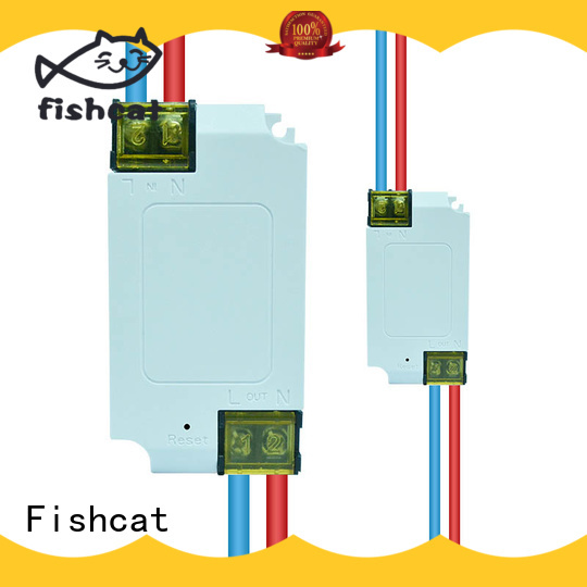 Fishcat efficient smart junction box widely applied for smart home