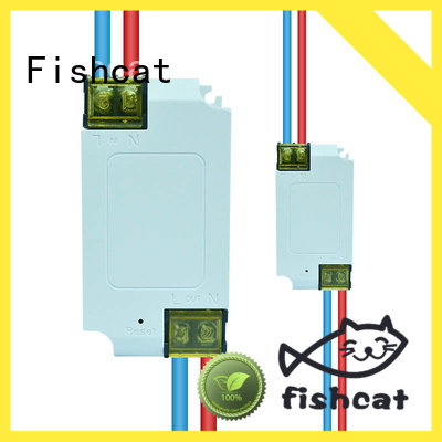 Fishcat smart electrical box widely applied for control the home appliance easily