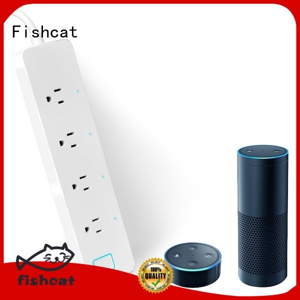 Fishcat smart outlet strip perfect for better life