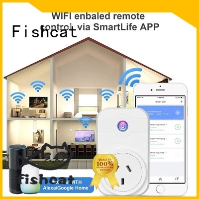 Fishcat energy saving smart sockets uk smart home