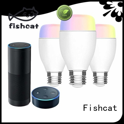 Fishcat easy operation wireless led lamp widely applied for better life