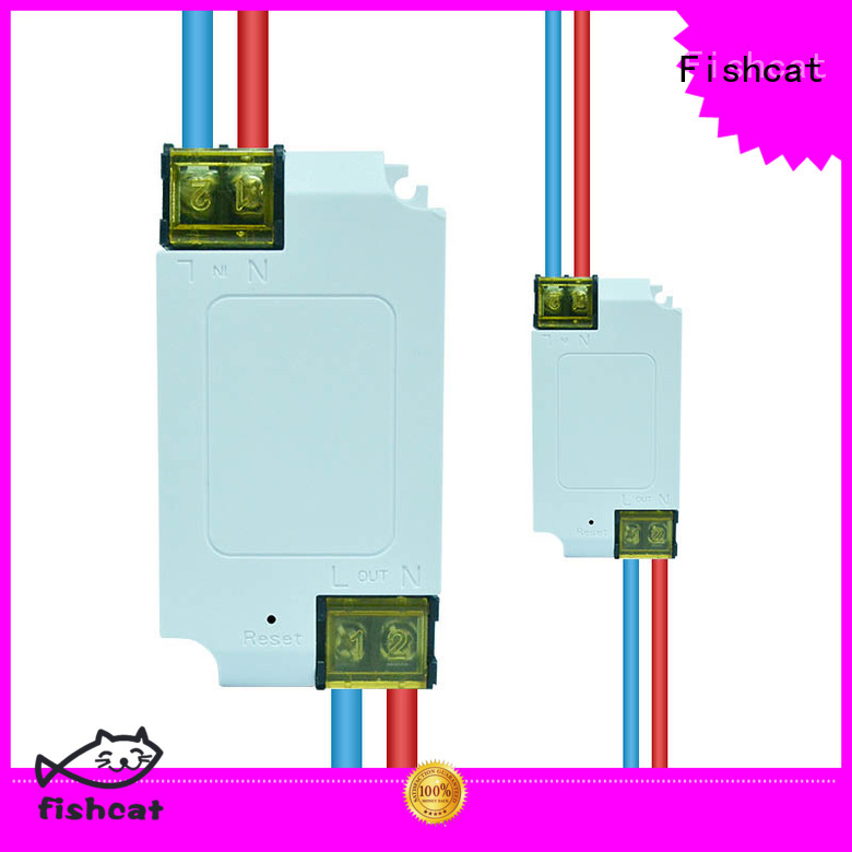 Fishcat easy to use smart junction box indispensable for home automation