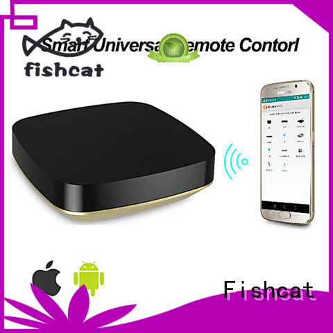 Fishcat one-hand control wifi universal remote widely used for air conditioners