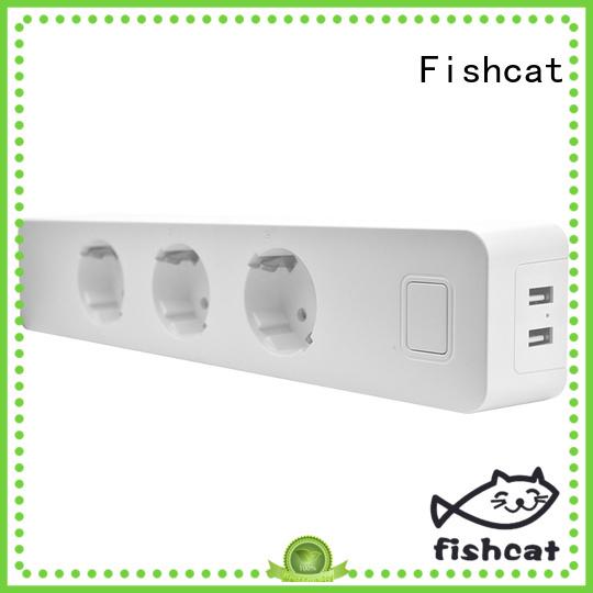 Fishcat wifi remote socket saving energy
