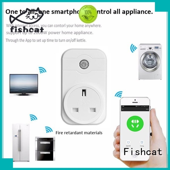 Fishcat remote control sockets popular for better life