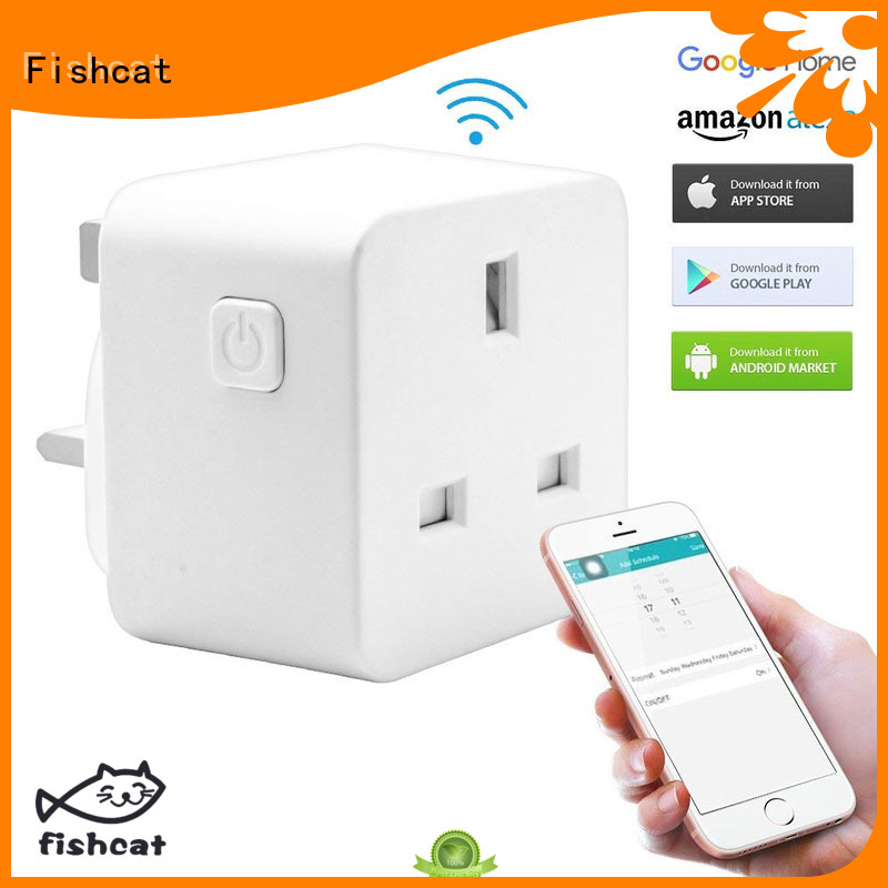 reliable wifi controlled sockets excellent for voice-activated home