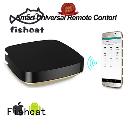 Fishcat wifi universal remote widely used for air conditioners
