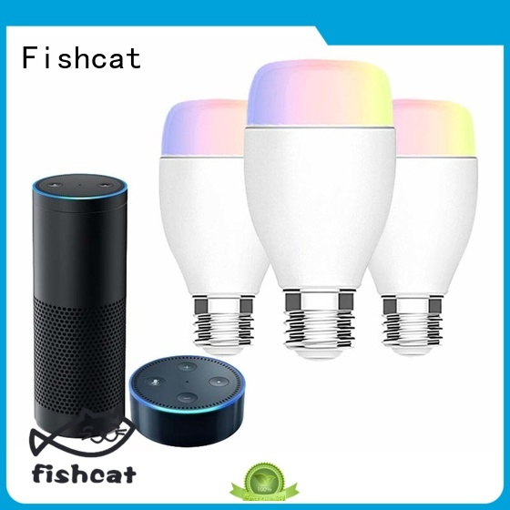 Fishcat environmentally friendly wifi controlled lights smart home
