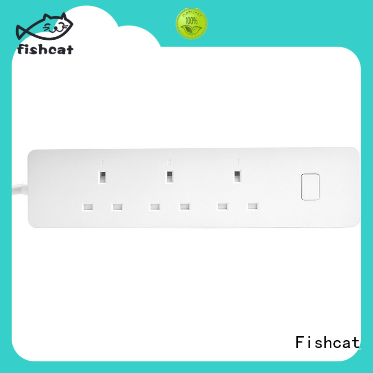 Fishcat remote control power strip widely used for hands free
