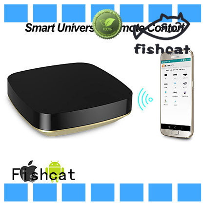 Fishcat universal remote control suitable for electric curtains