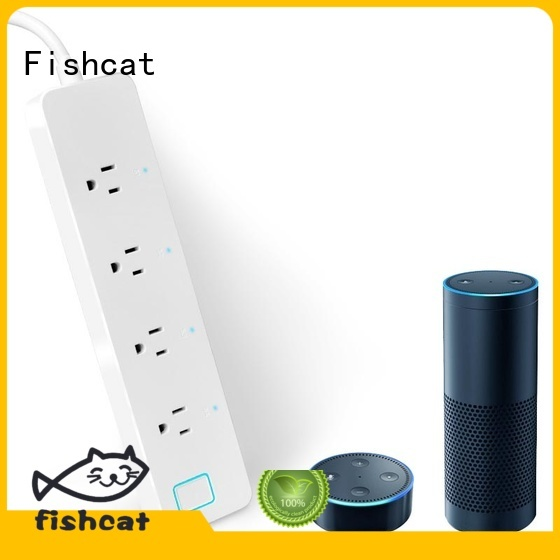 Fishcat different countries standard for option smart strips home automation